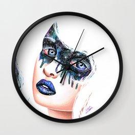 Interstella II Wall Clock