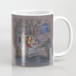 WHO Shall Not Pass Coffee Mug
