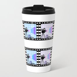 Movie stripes Travel Mug