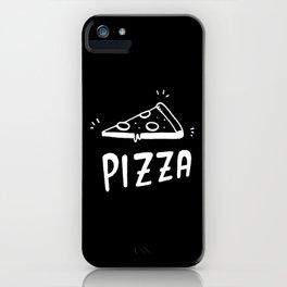 Pizza #2 iPhone Case