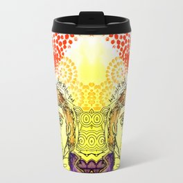 Willy Wonka Drinks His Tea - Gene Wilder  Travel Mug