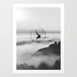 Evade Art Print