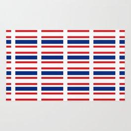 flag of thailand -thailand,Siam,thai,siamese,bangkok. Rug