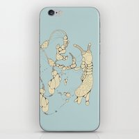 bugs iPhone & iPod Skins featuring Bugs by Sushibird