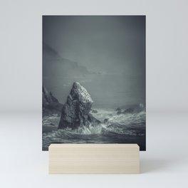 Last Rock Standing Mini Art Print