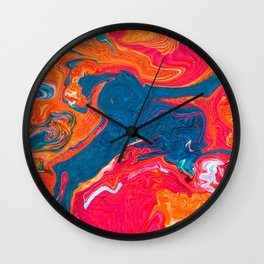 Living Marble Wall Clock