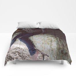 Untitled, Film Still #2 Comforters