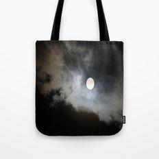 Super Moon Tote Bag