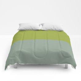 Olive Sage Comforters