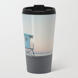 sunset on the coast ... Travel Mug
