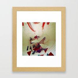 Happy Mother's Day Framed Art Print