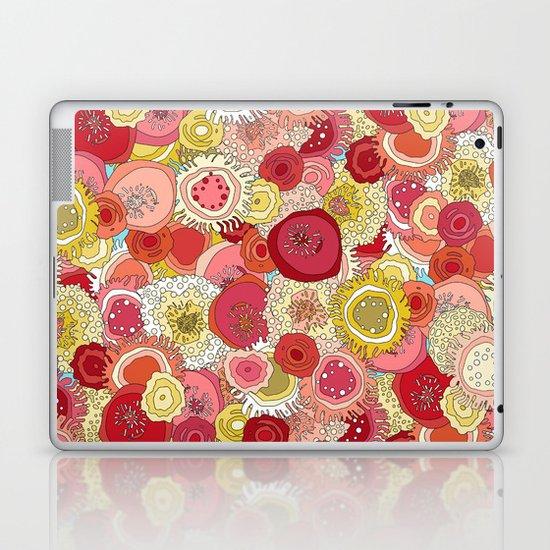 coral garden Laptop & iPad Skin