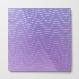 Sea Surface || Metal Print