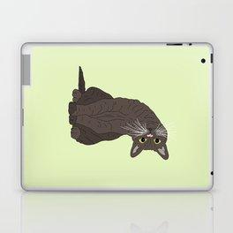 Wanderlust Cat Laptop & iPad Skin