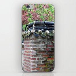 secret garden 4 iPhone Skin