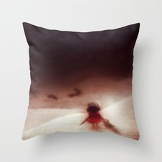 We'll Go Together (landscape) Throw Pillow