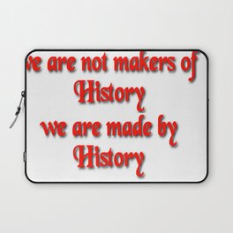Makers of History Laptop Sleeve