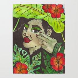 Tropical Enchanter Poster