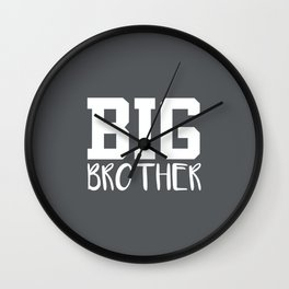 Big Brother, Pregnancy Reveal Wall Clock