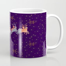 I dream of Santa Claus | Christmas Vision Coffee Mug