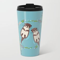 My Significant Otter Metal Travel Mug
