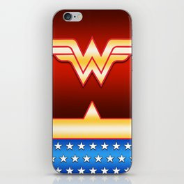 Wonder Woman iPhone Skin