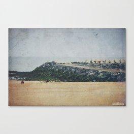Oostende Canvas Print