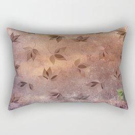 Early Rusty Autumn Rectangular Pillow