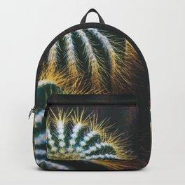Botanical Gardens Cactus #667 Backpack