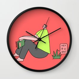 concern Wall Clock