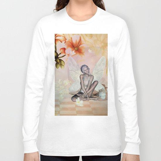 Beautiful fairy Long Sleeve T-shirt