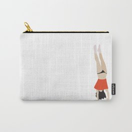 Cheeky: Handstand Carry-All Pouch