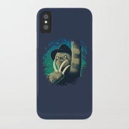 Sloth Freddy iPhone Case