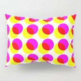 dots pop pattern 2 Pillow Sham