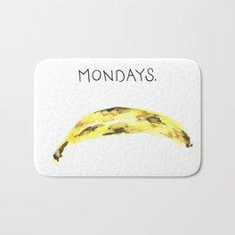 Mondays. Bath Mat