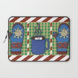 Cozy Christmas! Laptop Sleeve