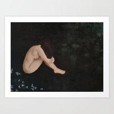 Unwanted Art Print