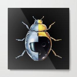 Daft Bug Metal Print