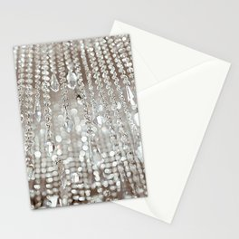 Crystals and Light Stationery Cards