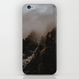 Jagged Peaks iPhone Skin