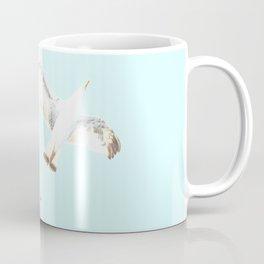Seagulls Flying Coffee Mug