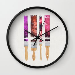 Color Your Life - Stargazer Wall Clock