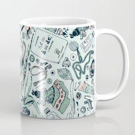 Found Objects Coffee Mug