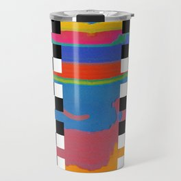 drag scan Travel Mug
