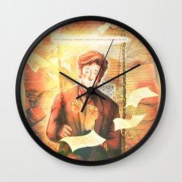 A Strange, Dear man - DW Wall Clock
