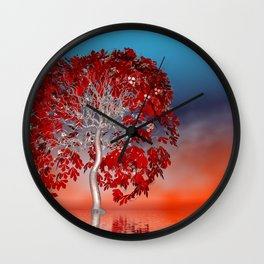 morning time somewhere -1- Wall Clock