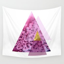 Bloom Abstract Geometry Wall Tapestry