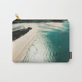 whitsunday island aerial Carry-All Pouch