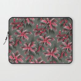 Snake Palms - Light Vintage Coral Laptop Sleeve