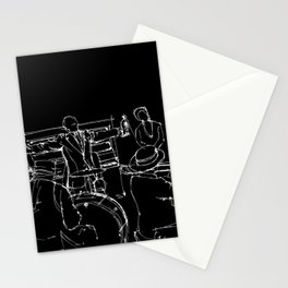 The great Satchmo Stationery Cards